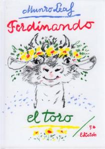 Ferdinando el toro (1936), Munro Leaf