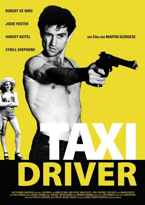 Blog 10 Taxi driver